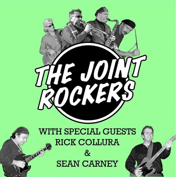 Joint Rockers with Sean Carney and Rick Collura