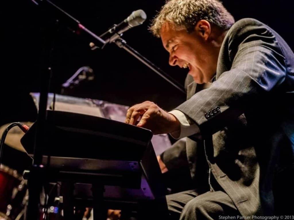 Dave Powers piano