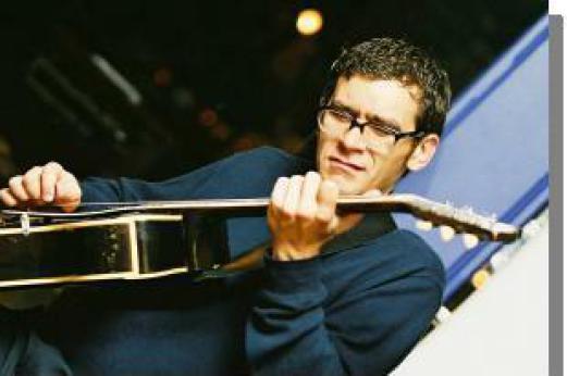 Derek DiCenzo Guitar