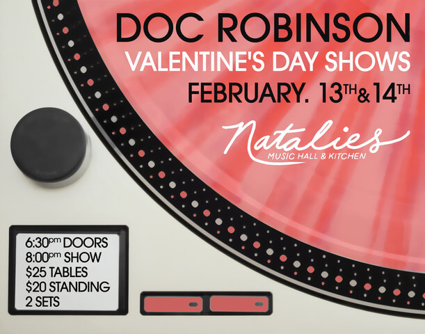 Doc Robinson Valentine's Day 2020