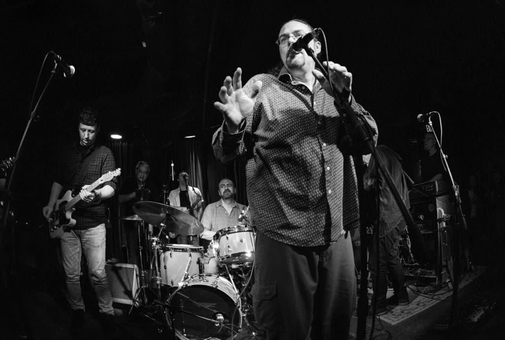 Hoodoo Soul Band