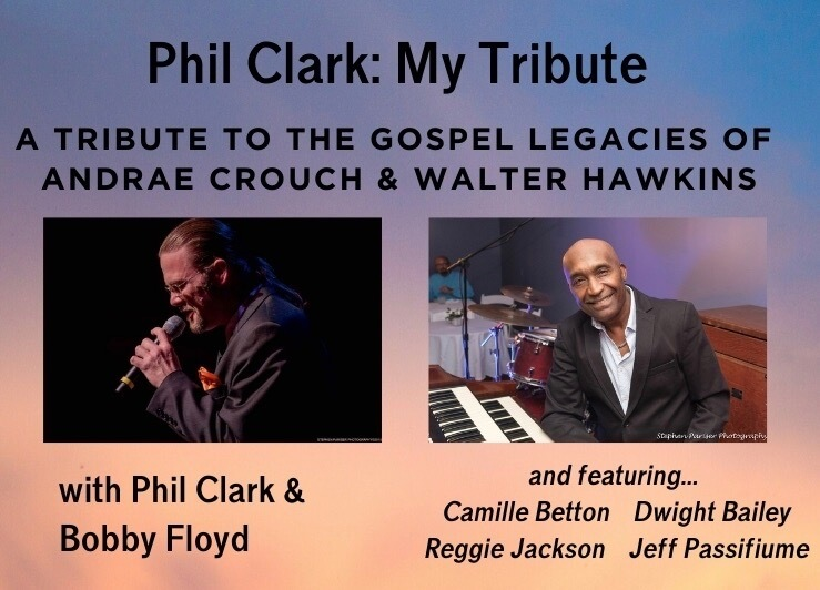Phil Clark and Bobby Floyd Tribute to Crouch and Hawkins