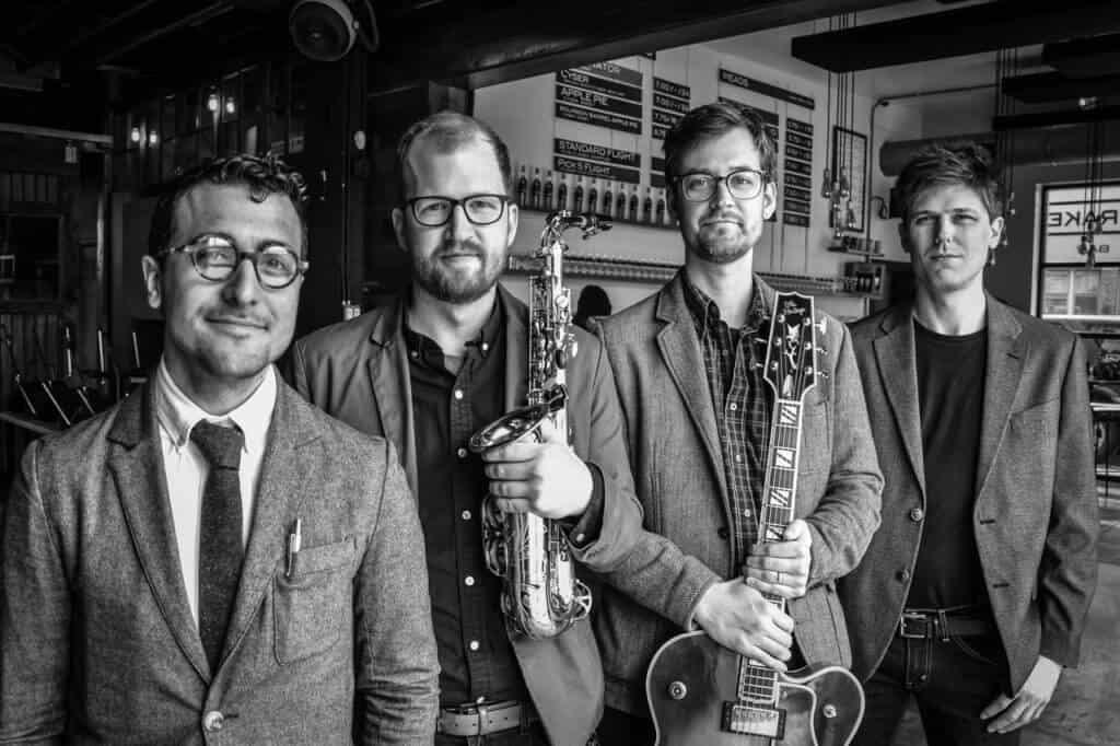 Alex Burgoyne Quartet