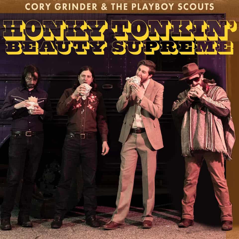 Cory Grinder album cover