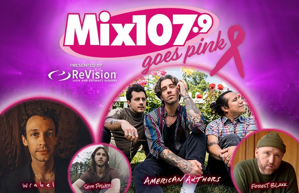 Mix Goes Pink graphic